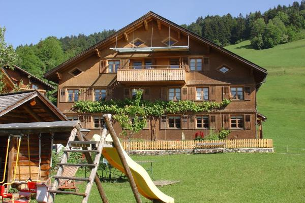 ホテル写真: Ferienbauernhof Schneider, Schwarzenberg im Bregenzerwald