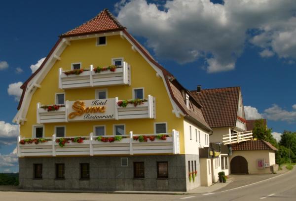 Hotelbilleder: Hotel & Restaurant Sonne, Rudersberg