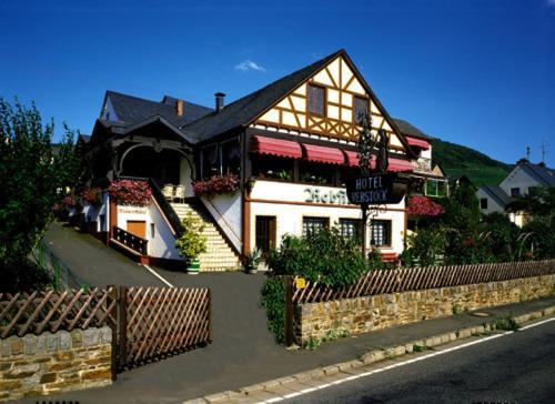 Hotel Pictures: Hotel Rebstock, Bruttig-Fankel