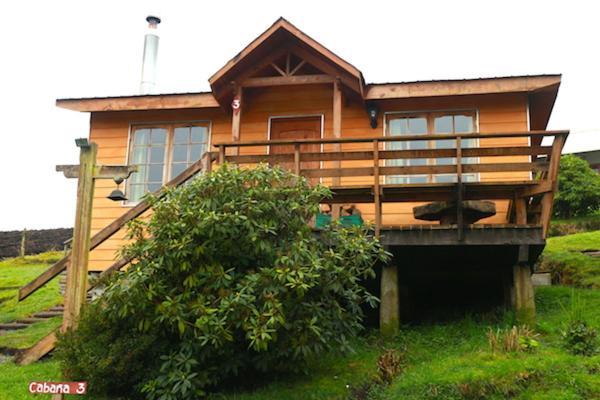 Hotel Pictures: Cabañas Kalfupulli, Puyehue