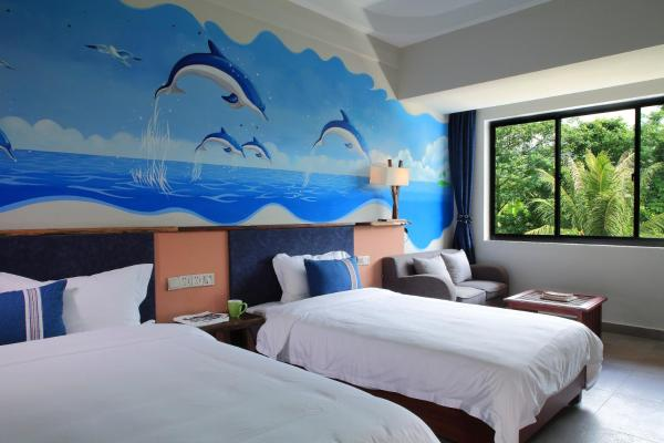 Hotel Pictures: Forest Inn Ri Yue Bay Surf Branch, Wanning