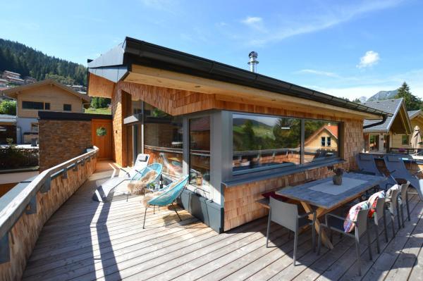Fotografie hotelů: Chalet Saphire, Annaberg im Lammertal