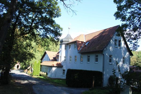 Hotelbilleder: Hotel Waldhaus, Römhild