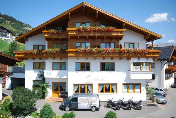 Photos de l'hôtel: Hotel Garni Fernblick, Fiss