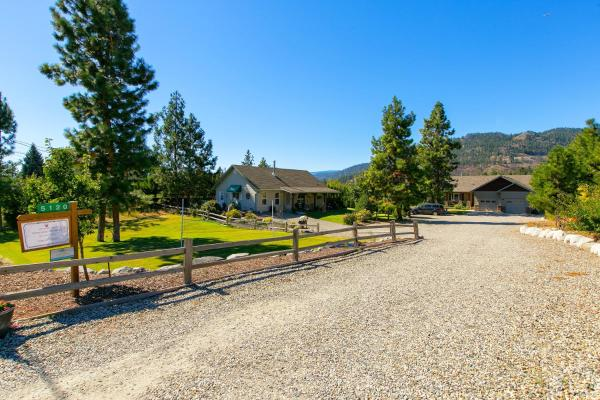 Hotel Pictures: Carriage House, Peachland
