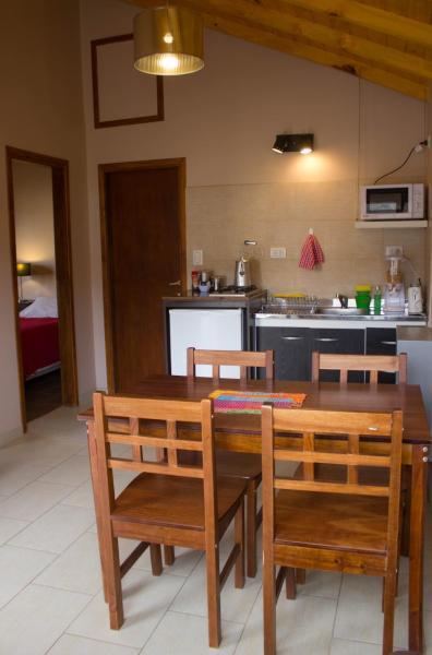 Hotelbilleder: Spa y Cabaña Yaten, El Chaltén