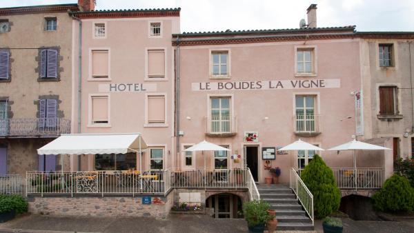 Hotel Pictures: Le Boudes la vigne, Boudes