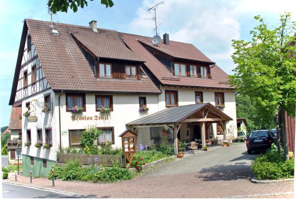 Hotelbilleder: Pension Deifel, Daisendorf