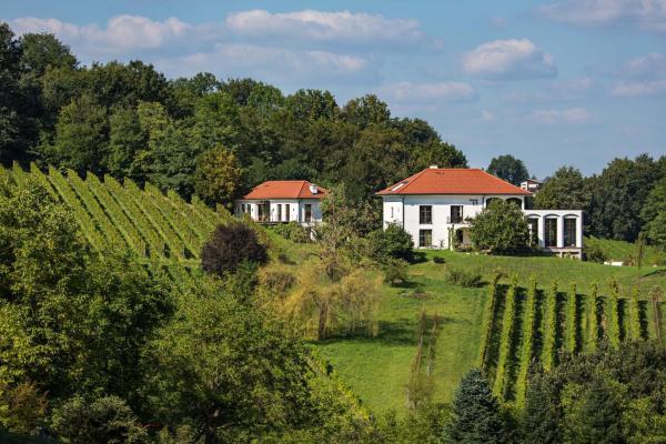 Zdjęcia hotelu: Weingut Hirschmugl - Domaene am Seggauberg, Leibnitz