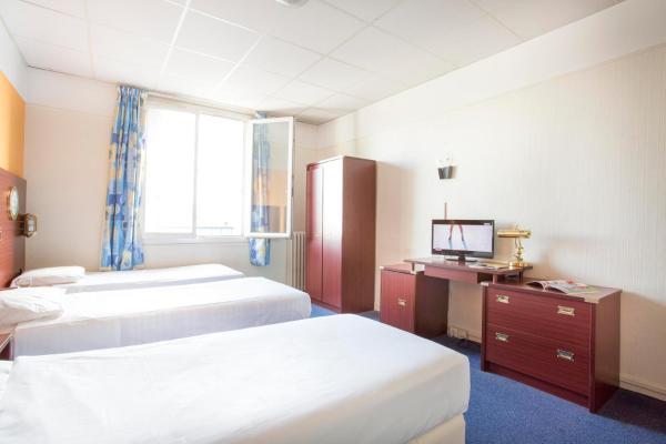 Classic Triple Room - 3 Single Beds