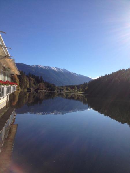 Hotelbilleder: Ferienwohnung Traumblick Dolomiten, Winklern