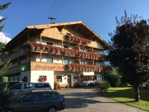 Zdjęcia hotelu: Hirzingerhof, Westendorf