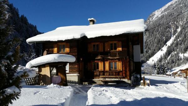 Hotellikuvia: Ferienhaus Gufelste, Partenen
