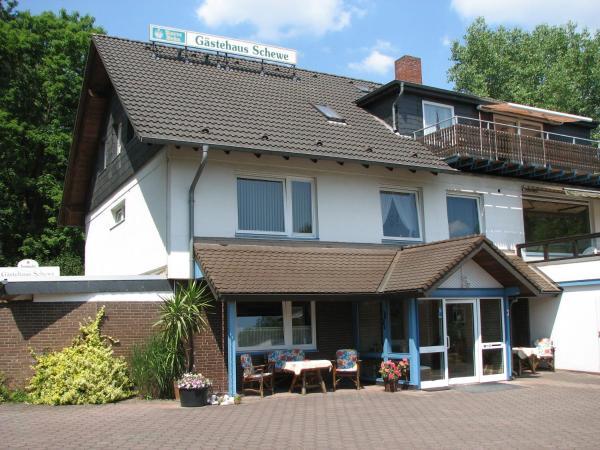 Hotelbilleder: Gästehaus Schewe, Ahnsen