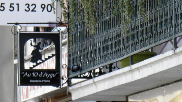 Hotel Pictures: Au 10 d'Aygu, Montélimar
