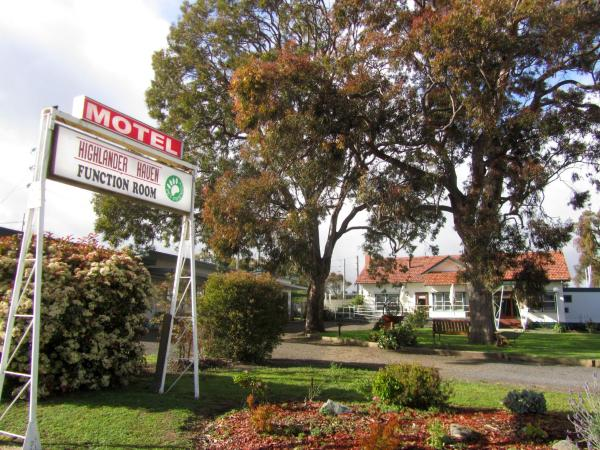 Hotelbilleder: Highlander Haven Motel, Maryborough