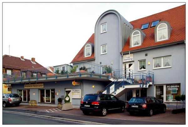 Hotelbilleder: Hotel-Cafe Demling, Randersacker