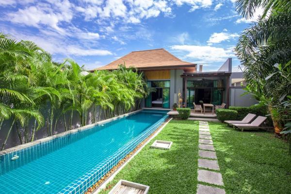 Fotos de l'hotel: Astree Villa by Jetta, Rawai Beach