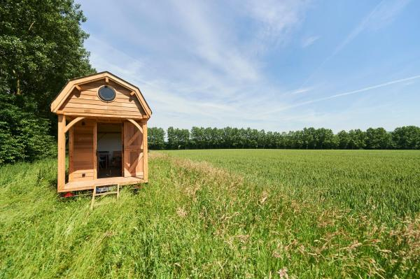 Φωτογραφίες: Wildernest Tiny House, Chaumont-Gistoux