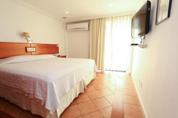 Executive Double Room Side View with Balcony