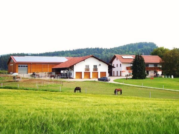 Hotelbilleder: Reiterhof Hexental, Bogen