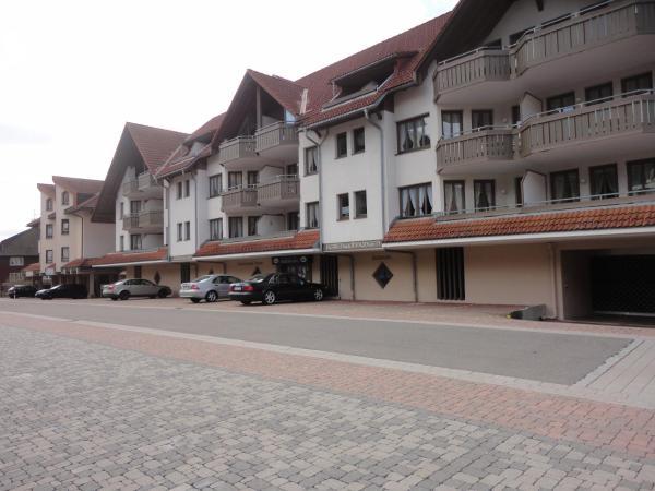 Hotelbilleder: Apartement 12 in Kupferkanne, Todtmoos