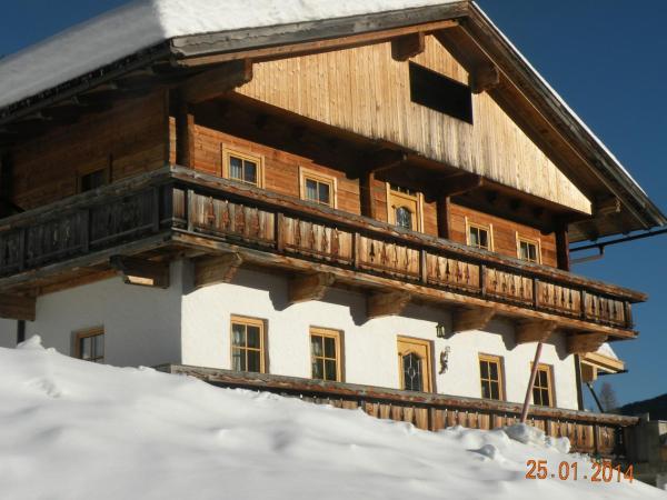 Fotos do Hotel: Ferienwohnung Mitterwalder, Innervillgraten