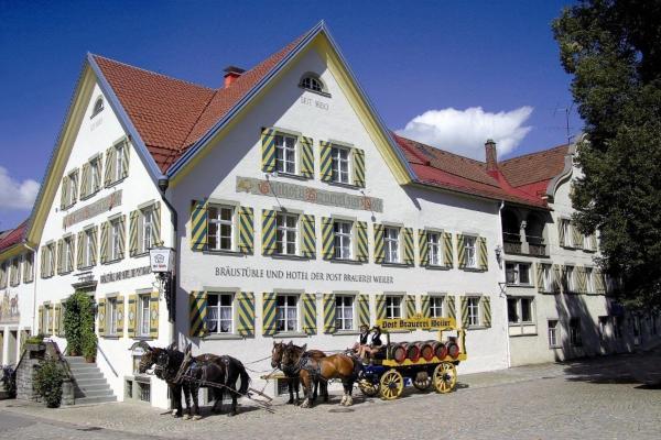 Hotel Pictures: Braustüble und Hotel zur Post, Weiler-Simmerberg