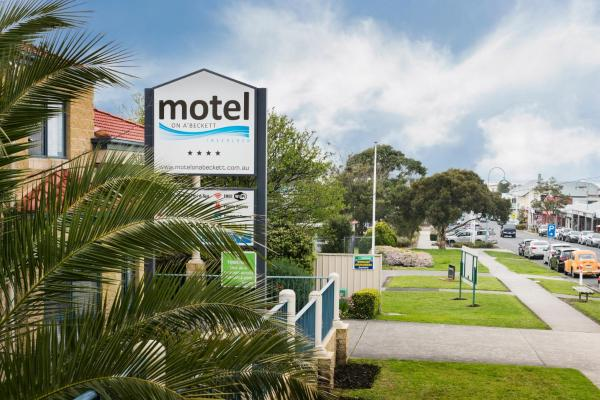 Photos de l'hôtel: Motel On A'Beckett, Inverloch