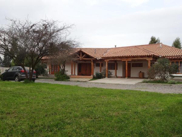 Фотографии отеля: Parador Fontano de Unco, Santa Cruz