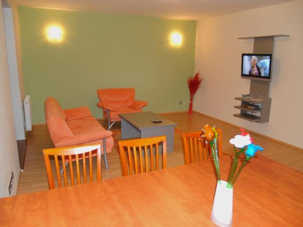 Deluxe Five-Bedroom Apartment