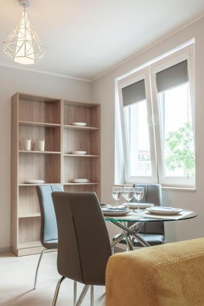 King Studio with Sofa Bed - 3-10 Wierzbowa Street