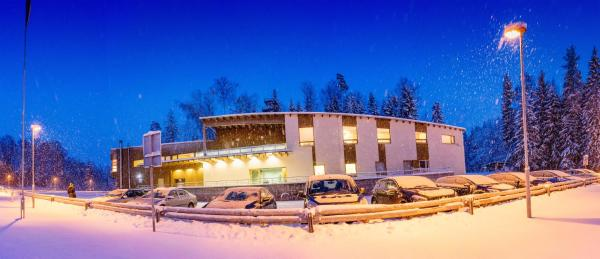 Hotel Pictures: Holstre-Polli Hostel, Paistu