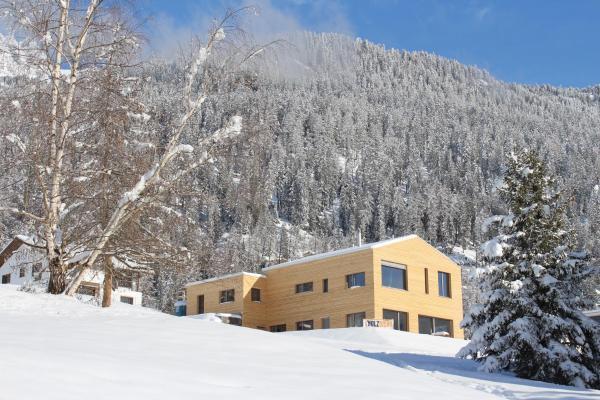 Hotel Pictures: Ferienwohnung Aviez Savognin, Savognin