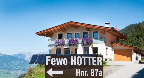 Fotos del hotel: Ferienwohnung Hotter, Zell am Ziller