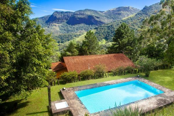 Hotel Pictures: Rancho São Jorge - Refúgio na Montanha, Miguel Pereira