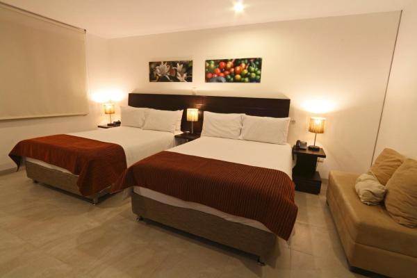 Hotel Pictures: Hotel Kahvé, Garzón