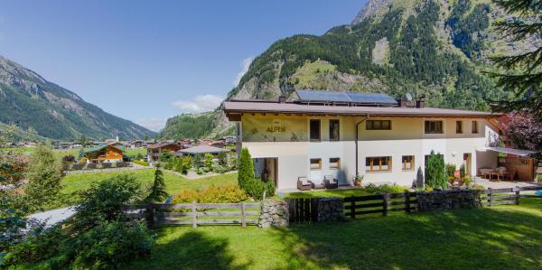 Foto Hotel: Apart Alpen, Langenfeld