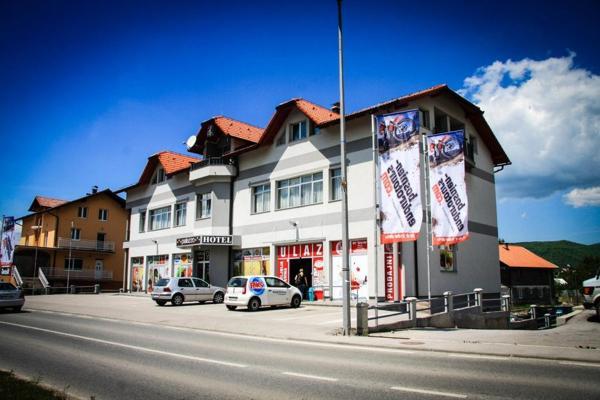 Hotelbilleder: Hotel Palazzo, Gornji Vakuf