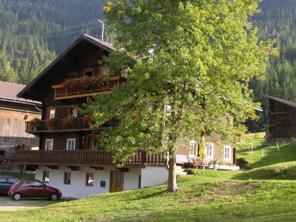 Hotelbilleder: Ferienwohnung Carina und Herbert Erlsbacher, Feistritz