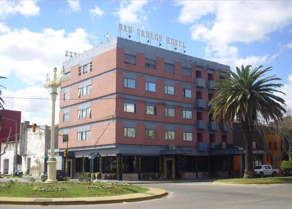 酒店图片: San Carlos Hotel, San Carlos de Bolívar