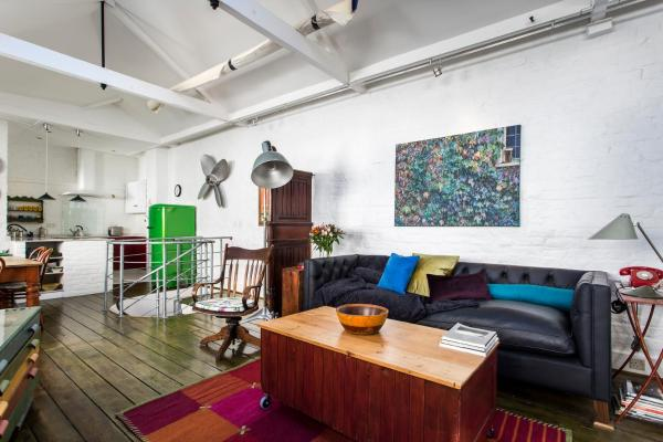 One-Bedroom Apartment - Folly Mews