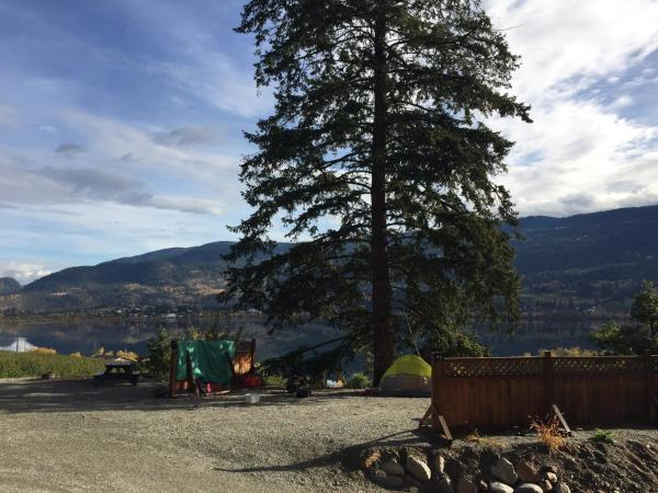 Hotel Pictures: Wood Lake Terrace RV & Campground, Oyama
