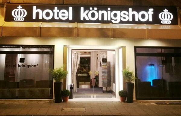 Hotel Pictures: Hotel Königshof The Arthouse, Cologne
