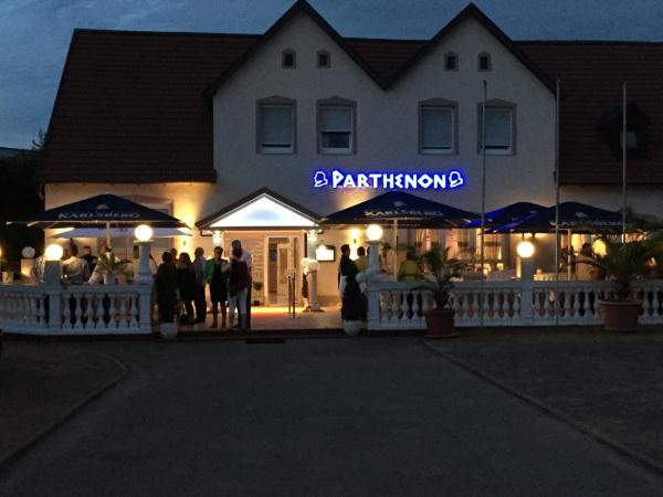 Hotel Pictures: Hotel Restaurant Parthenon, Otterbach