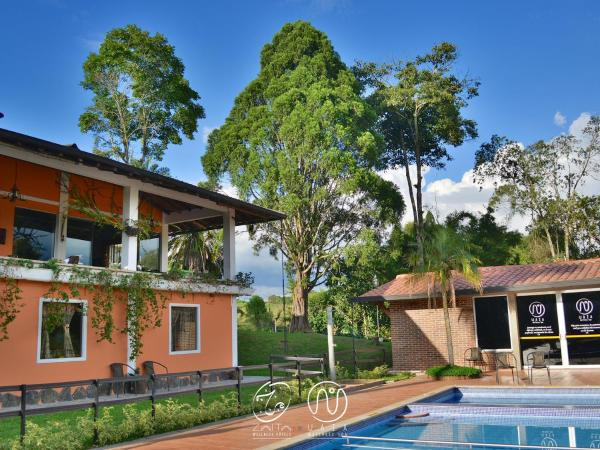 Hotel Pictures: Zaita Hotel, Santa Rosa de Cabal