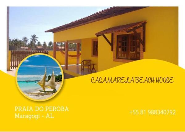 Hotel Pictures: Casamarela Beach House, Maragogi