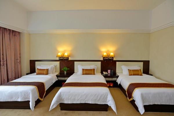 Hotel Pictures: Sunrise Hotspring Hotel, Taishan