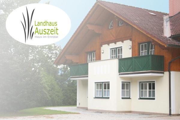 Hotellikuvia: Landhaus Auszeit, Haus