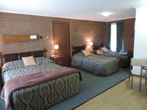 酒店图片: Greenacres Motel, Corowa